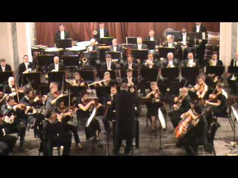 Shostakovich - Jazz suite 2 (Suite for variety orchestra), Jan Mikolas conducting KSO