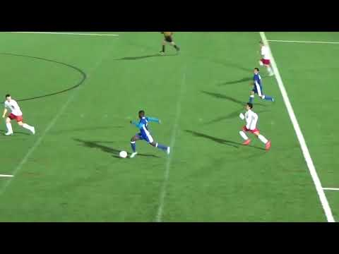 Salah Oumorou Soccer Highlights - Class of 2017 - West Haven High School