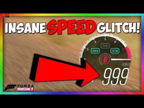 Save INSANE SUPER SPEED GLITCH! TOP SPEED GLITCH!- Forza Horizon 3 (Xbox One & PC) Pics