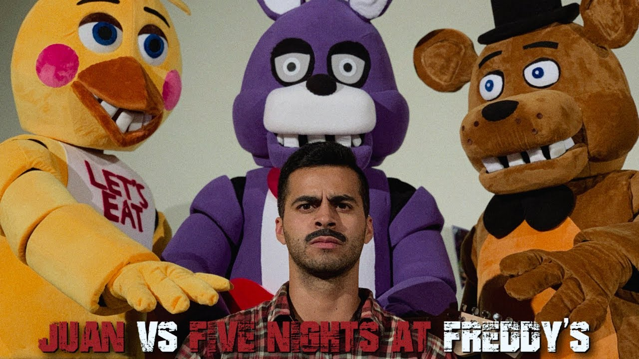 Download Juan vs Five Nights at Freddy's   David Lopez