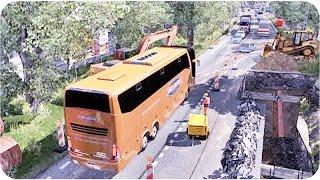 ETS2 Bus Trip | Volvo Bus (Euro Truck Simulator 2)