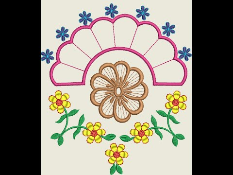 Embroidery Designs Free - Design NO# 79