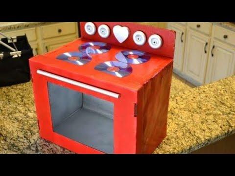 Cocinas De Carton Super Faciles Youtube