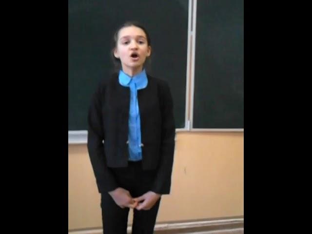 Изображение предпросмотра прочтения – ТопалТатьяна читает произведение «Поёт зима— аукает…» С.А.Есенина