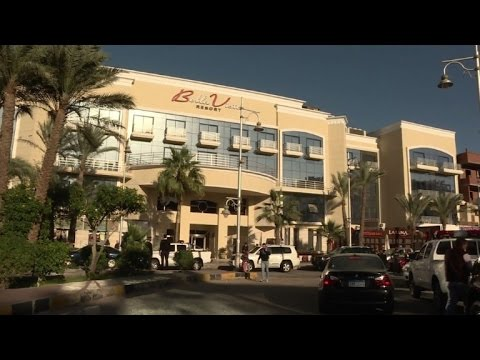 Egypt Red Sea resort rocked by knife attack