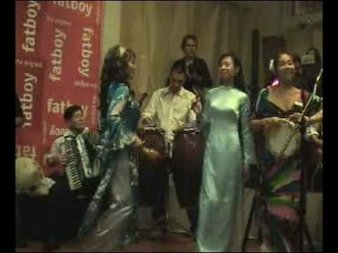 Hoa Chăm Pa - Lăm Tơi - Musical harmonizer : Ha Sam (Van Tam)