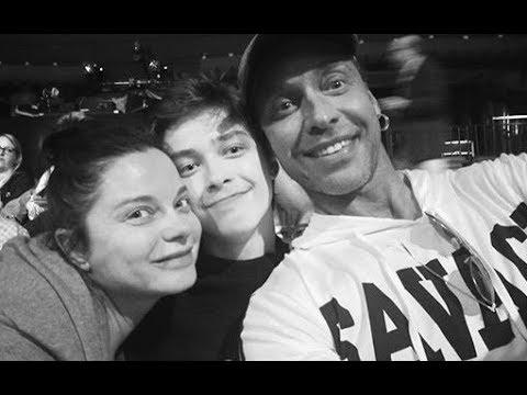 Наташа Королева и Тарзан  / каникулы в Майами 2018  / сын Архип