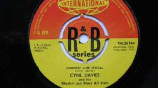 "Cyril Davies R&B Allstars ""Country Line Special"""