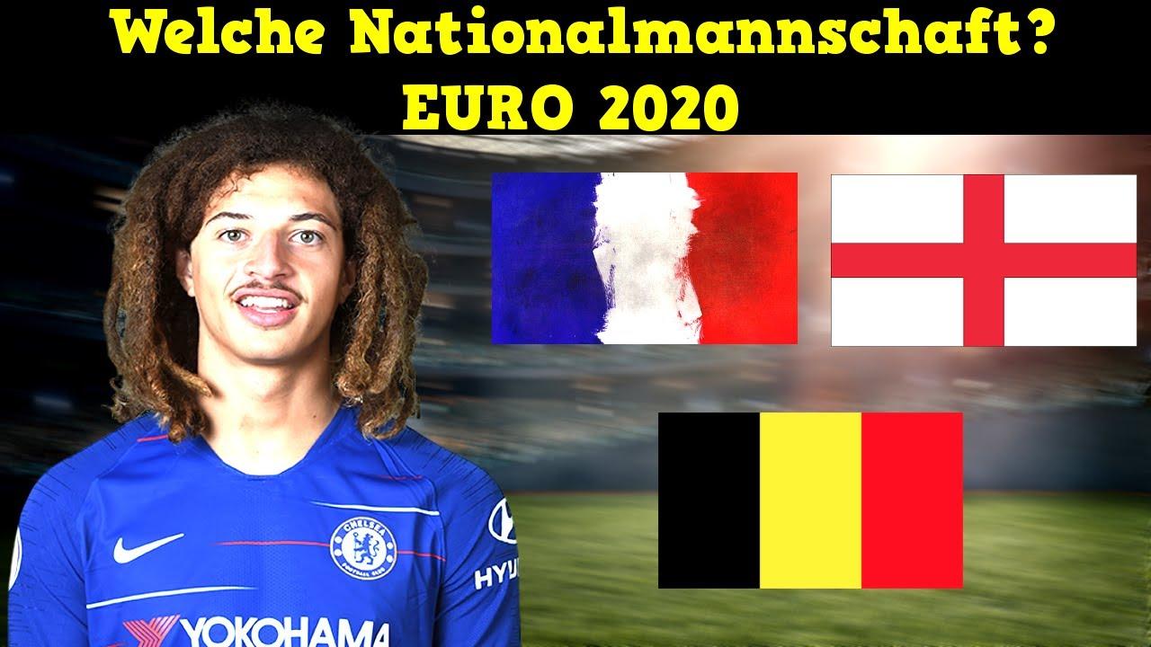Für welche Nationalmannschaft spielt er? Euro 2020 - Fußball Quiz