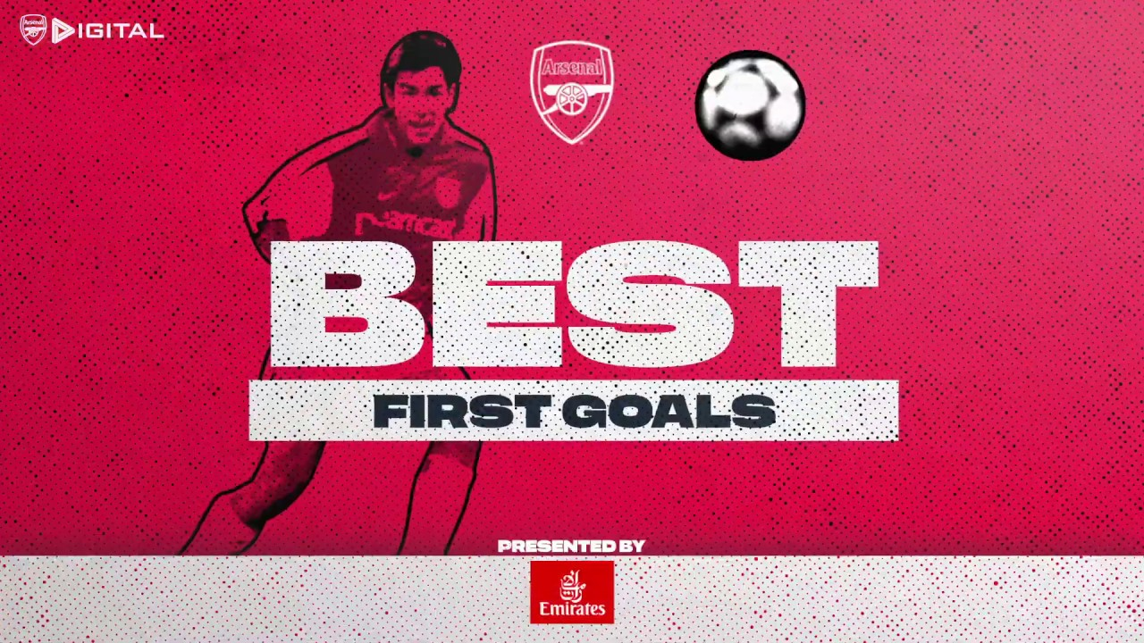 😍THAT REYES GOAL | Ozil, Rosicky, Bergkamp, Wright | Arsenal's best first goals