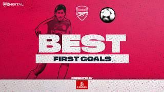THAT REYES GOAL Ozil Rosicky Bergkamp Wright Arsenal s best first goals