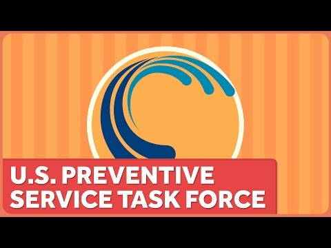 Who Decides Which Tests Are Effective? The US Preventive Services Task Force