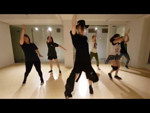 20170828 JAZZ FUNK Choreographer by Bang/Jimmy dance Studio