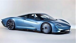 McLaren Speedtail - The fastest McLaren ever! Stunning car...