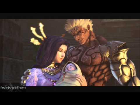Asura's Wrath Walkthrough - Part 2: Rebirth - Episode 7 - A Father's Duty