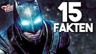 BATMAN V SUPERMAN: 15 krasse Fakten zum Film! | AbgeFakt