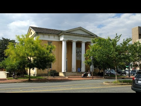 Visiting the The Lyceum: Alexandria's History Museum in Alexandria, Virginia