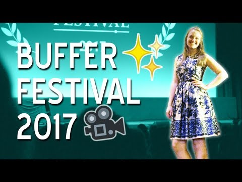 2017 BUFFER FESTIVAL 🎥✨| TypiKelly