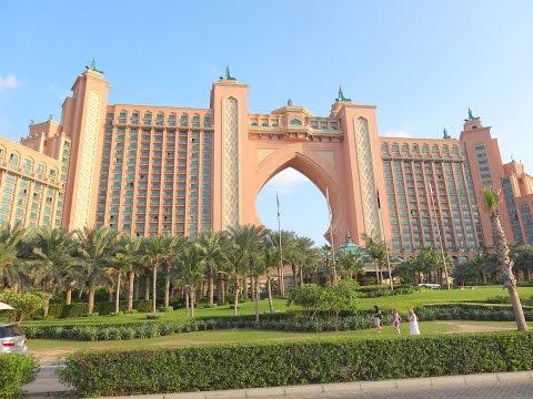 The Palm Jumeirah - Dubai, UAE
