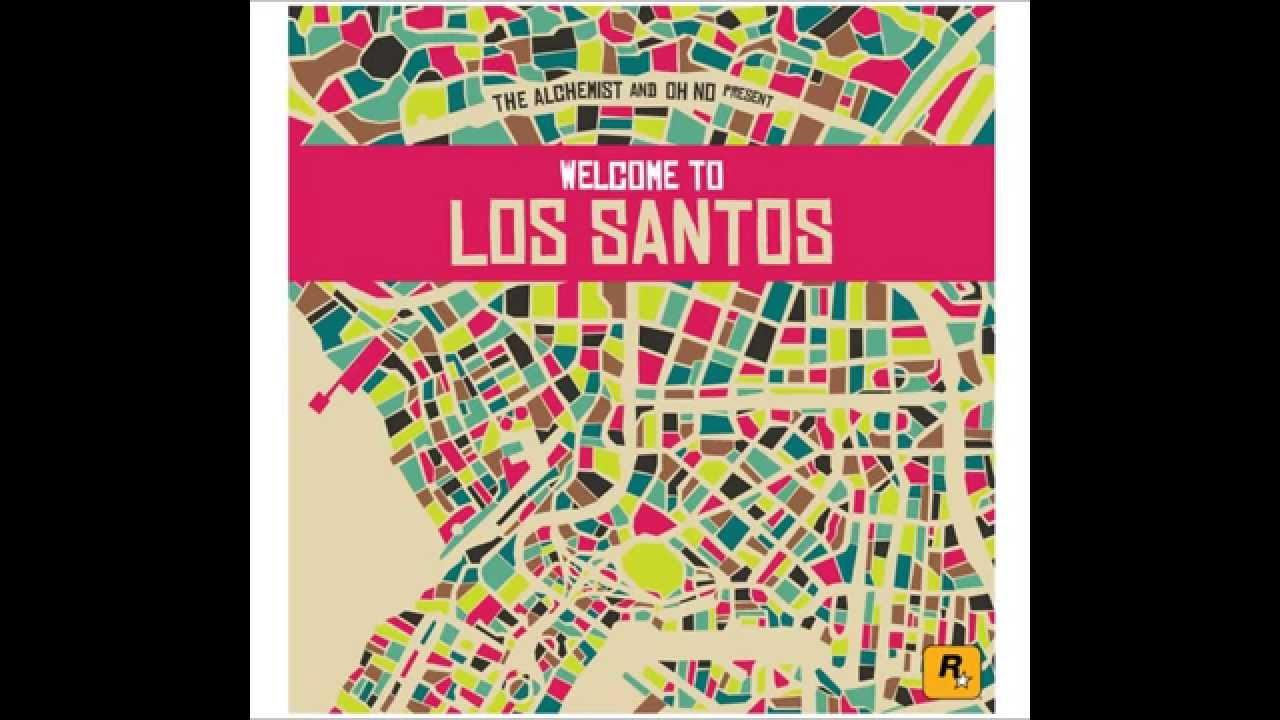 MNDR – Lock & Load ft. Killer Mike (Welcome To Los Santos )