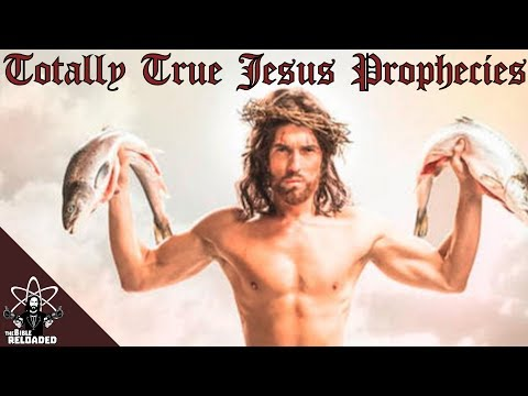 TOTALLY 100% TRUE JÉSUS PROPHECIES!- Atheist Bible Study #130