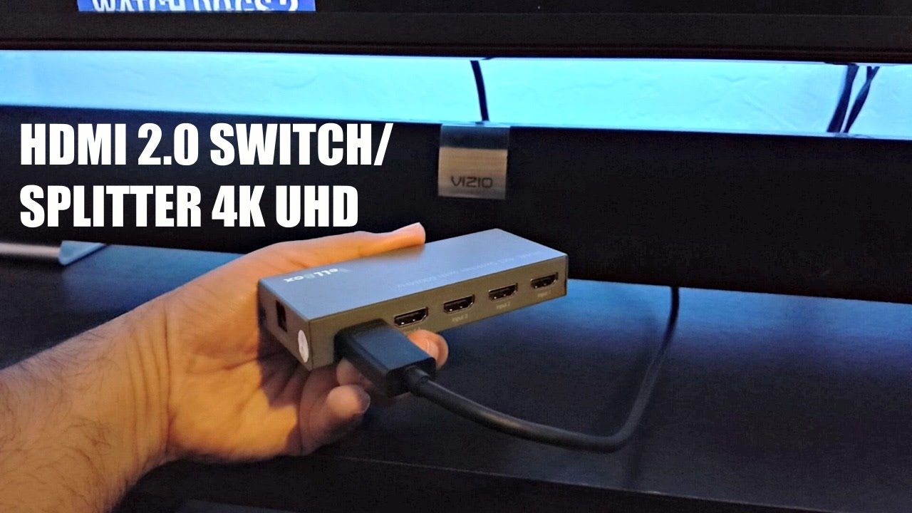 SAMSUNG KU6300 WITH 4 PORTS OF UHD HDMI 2 0 PORT 4k support and HDR