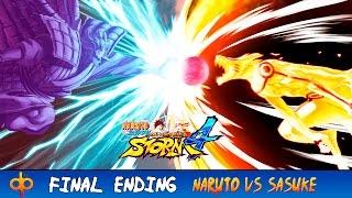 naruto vs sasuke batalla final completa espaol naruto shippuden ultimate ninja storm 4 sub jap