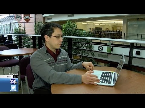 RIT on TV: Internet Privacy Protections