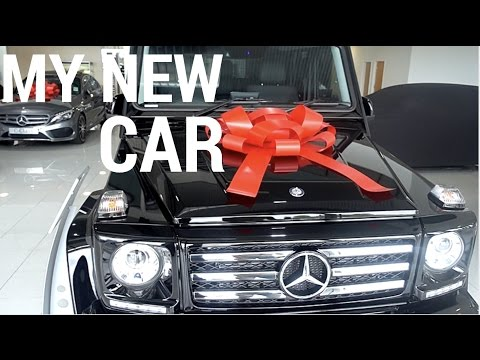 I BOUGHT A G-WAGON | vlog