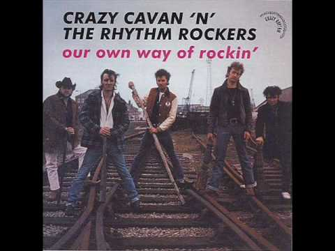 Crazy Cavan & The Rhythm Rockers: Boppin