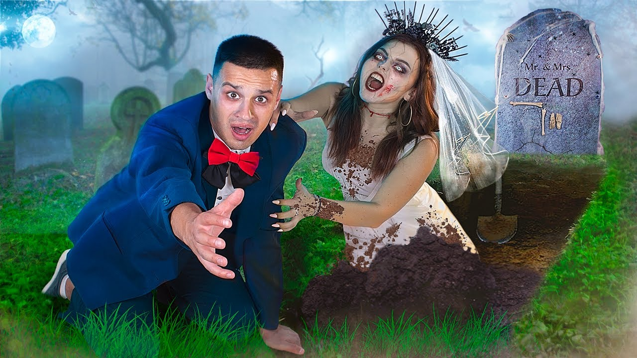 What if Your Bride Is a Zombie? / 12 Zombie Ideas