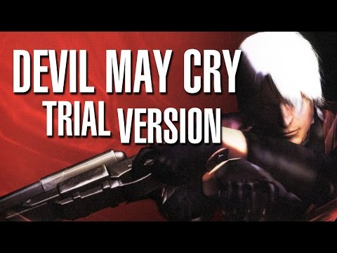 Devil May Cry Trial Version - PlayStation 2