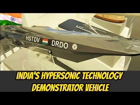 FUTURE STRIKE: India's Hypersonic Technology Demonstrator Vehicle Update