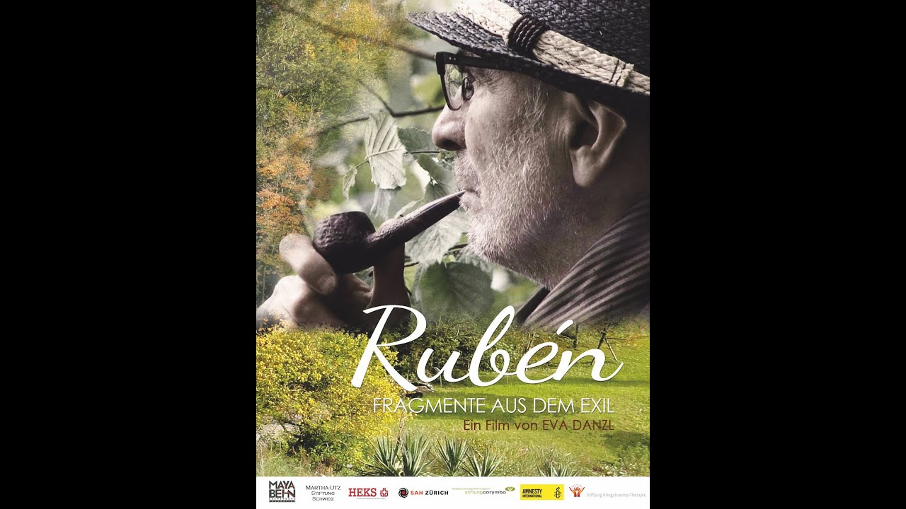 Film Rubén - Fragmente aus dem Exil