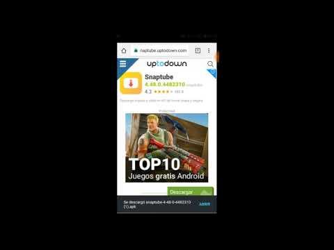 app para descargar videos y musica gratis en formato MP3 Y MP4.. etc