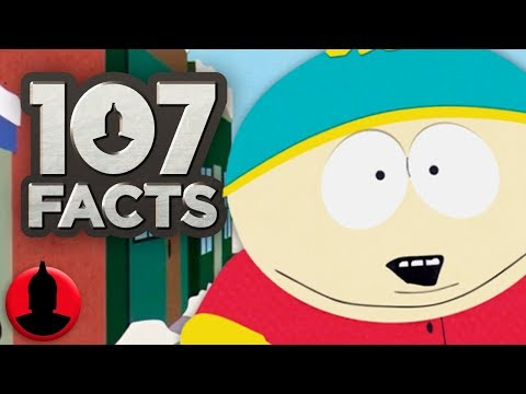 107 South Park the Movie Facts YOU Should Know! - Cartoon Facts! (107 Facts S7 E20)