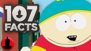107 South Park the Movie Facts YOU Should Know! (107 Facts S7 E20) | Channel Frederaor