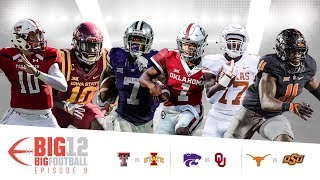 Big 12 Big Football - Week 9
