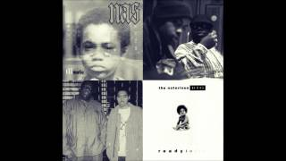 Nas - Ready to Die (Full Album Remix) 20 Year Anniversary