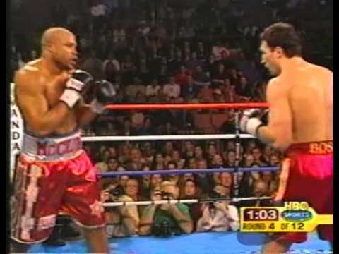 Wladimir Klitschko Vs  Jameel McCline 07 12 2002