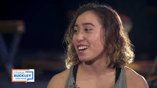 Frank Buckley Interviews: Katelyn Ohashi