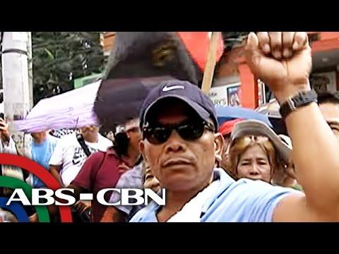 TV Patrol: Jeepney drivers, tigil-pasada kontra phase-out ng mga lumang sasakyan