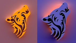 Creating 3D Logo With Any Shape In Photoshop CS6(CLICK SUBSCRIBE FOR UPDATES: https://goo.gl/FBMJra =================================================== In this video we will learn how to ..., 2016-12-24T19:31:16.000Z)
