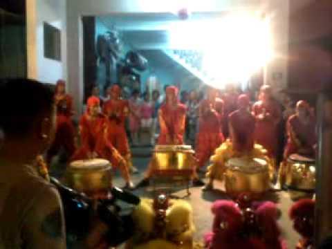 Đoàn Lân Sư Rồng Bạch Ngọc Đường - Huế - Trung Thu 2010