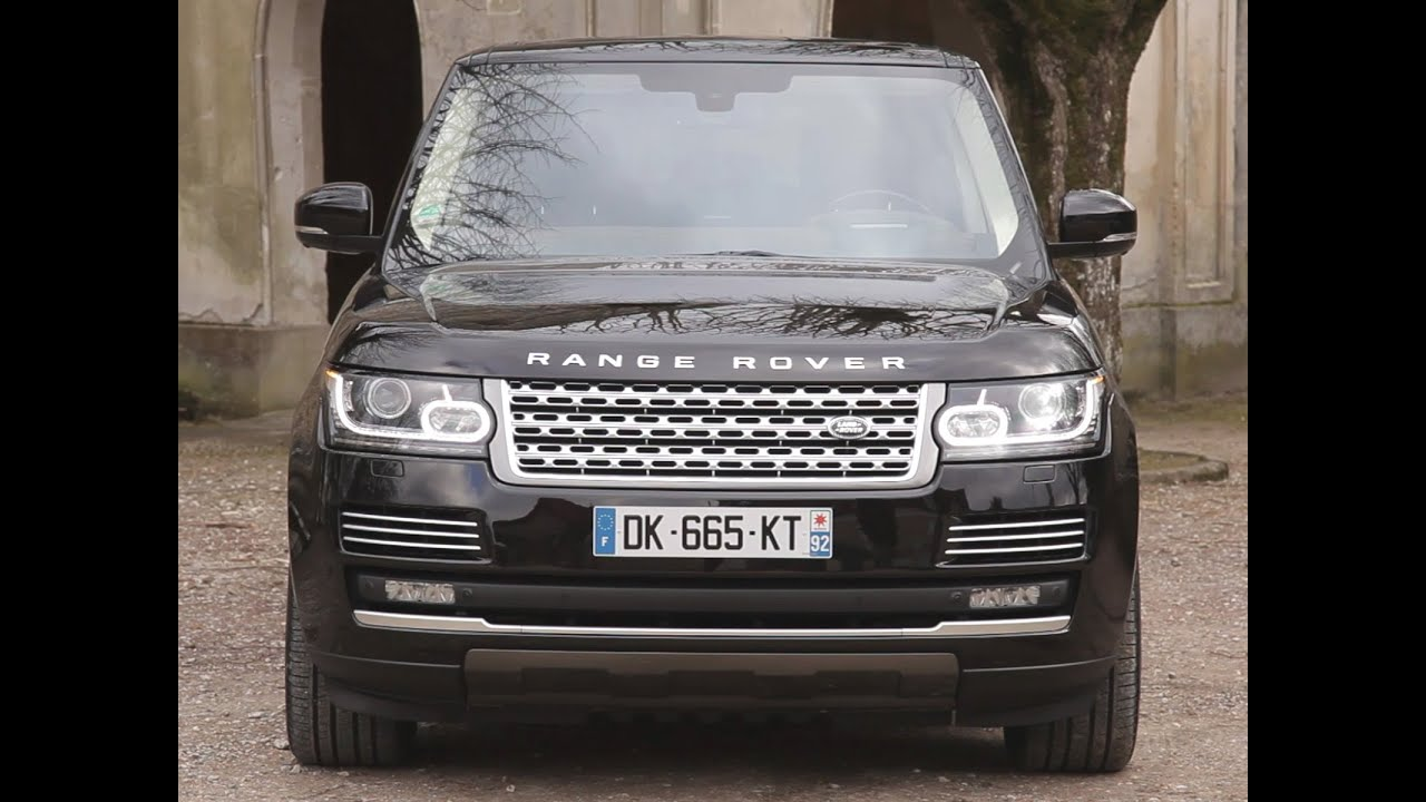 essai land rover range rover sdv6 hybride autobiography lwb 2015 youtube. Black Bedroom Furniture Sets. Home Design Ideas