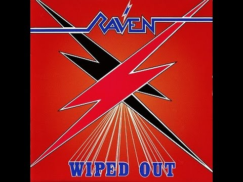 Raven - Faster Than The Speed Of Light (Lyrics In Video)