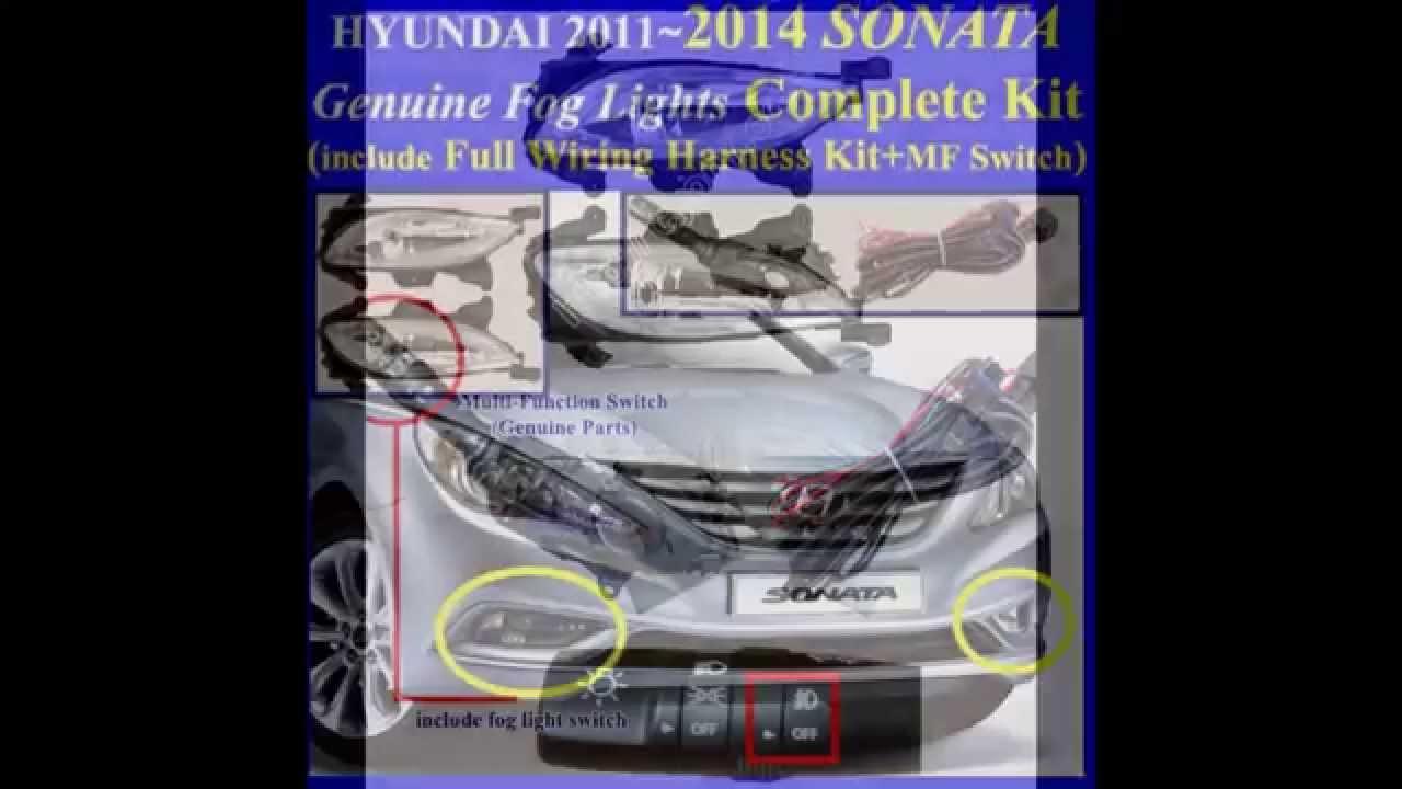 2011 Hyundai Sonata Wiring Diagrams