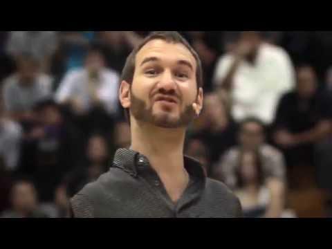 Nick Vujicic - O šikaně (Bully Talk) CZ Dabing