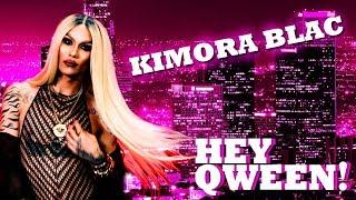 KIMORA BLAC on Hey Qween! with Jonny McGovern