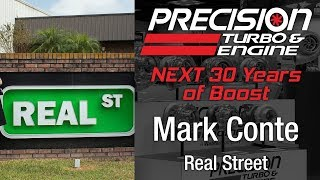 Precision Turbo NEXT 30 Years of Boost with Real Street